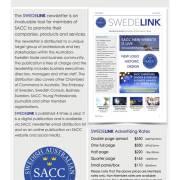 Swedelink Newsletter Advertising Rates