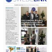 SWEDELINK Newsletter Winter 2019